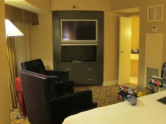 Planet Hollywood Resort & Casino: Room TV
