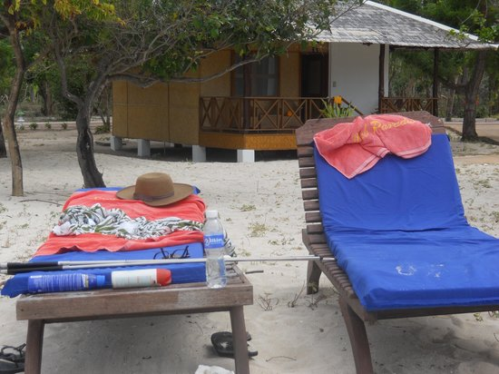 Club Paradise Palawan: Relaxation
