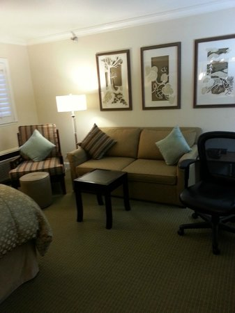 BEST WESTERN Corte Madera Inn : Spacious Updated Room