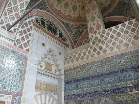 Topkapi Palace: Inside the Harem