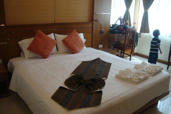 Indigo Patong Hotel: Room
