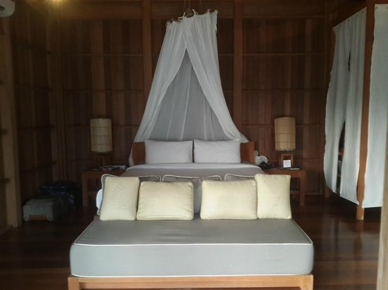 Haadtien Beach Resort: Beach front villa