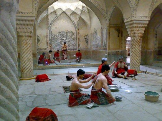 Shiraz, Iran : Vakil Bath