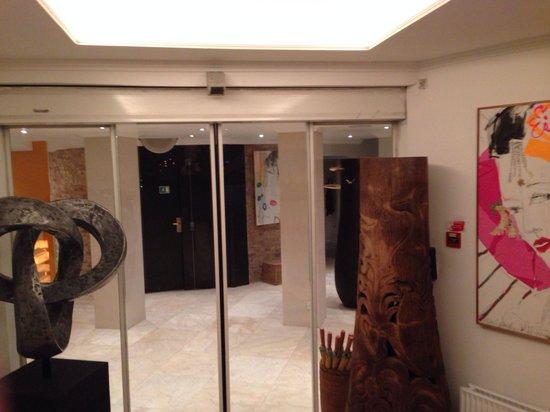 Babette Guldsmeden - Guldsmeden Hotels: Entrance hall