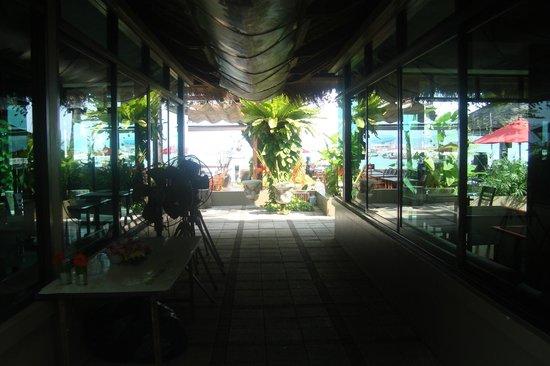 Kan Eang@Pier Restaurant : Inside