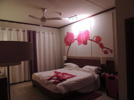 Tamassa: room