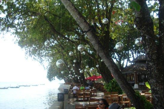 Kan Eang@Pier Restaurant : From the restaurant