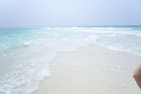 DoubleTree by Hilton Resort Zanzibar - Nungwi : banc de sable