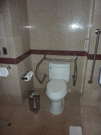 Palacio del Inka, a Luxury Collection Hotel: Disabled access room bathroom