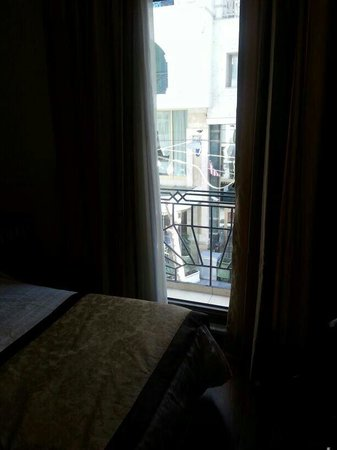 Taksim Park City Hotel : February 2014