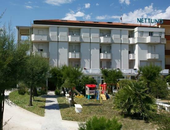 Hotel Nettuno Senigallia: Hotel Nettuno