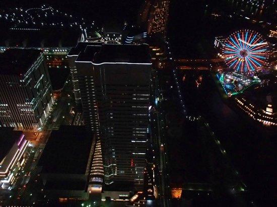 Yokohama Royal Park Hotel: クイーンズタワー