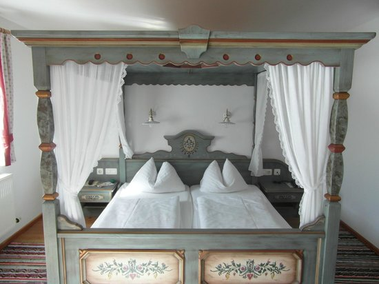Hotel-Pension Bloberger Hof: Bedroom