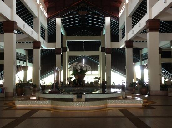 Sutera Harbour Resort (The Pacific Sutera & The Magellan Sutera): Magellan Sutera lobby