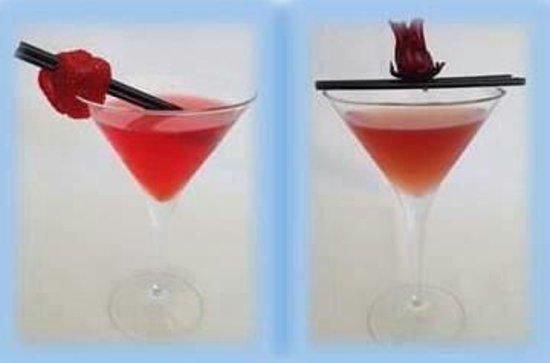 Blu Grill: Valentine's day cocktail!