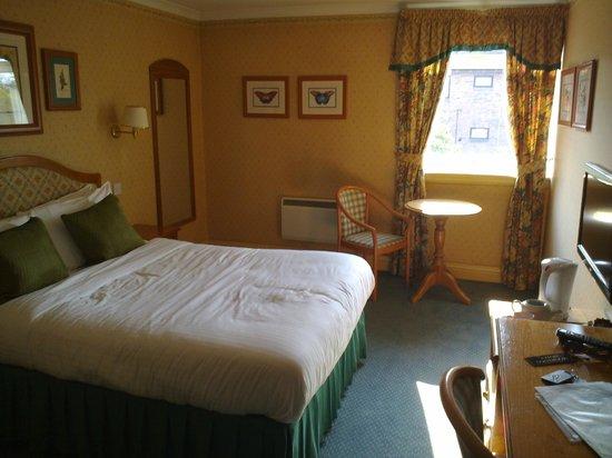 BEST WESTERN Moorings Hotel : room