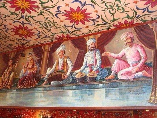 Indian zayeka : Bar