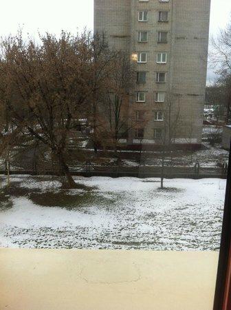 Hotel Volna: Вид из окна