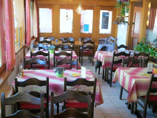 """Restaurant Hecht: Teilansicht """"Gaststube"""""""