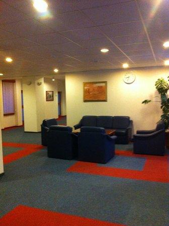 Hotel Volna: Холл на 3 этаже