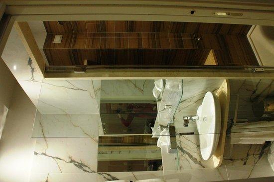 Lucca in Azzurro : La doccia