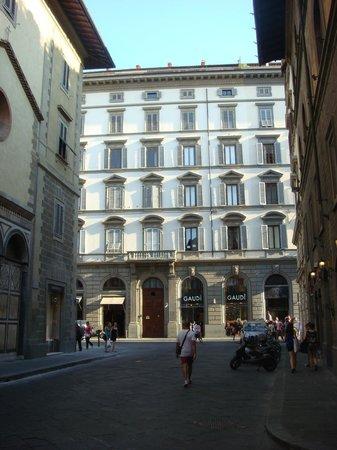 Relais del Duomo: vista de la calle