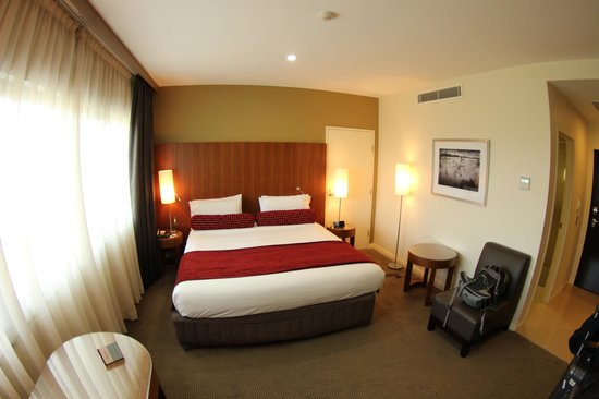 Mercure Sydney Liverpool: Standardzimmer