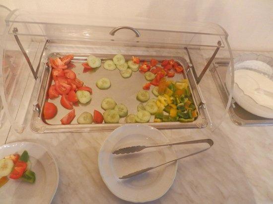 Tulip Inn Vienna Thueringer Hof: Dining
