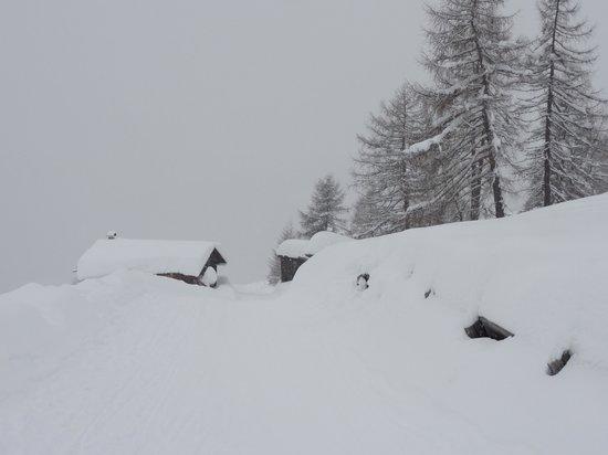 Reinswald Winter and Excursion Area: baita