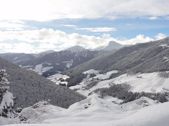 Reinswald Winter and Excursion Area: vista panoramica
