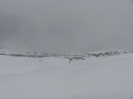 Reinswald Winter and Excursion Area: parcheggio e impianto a valle