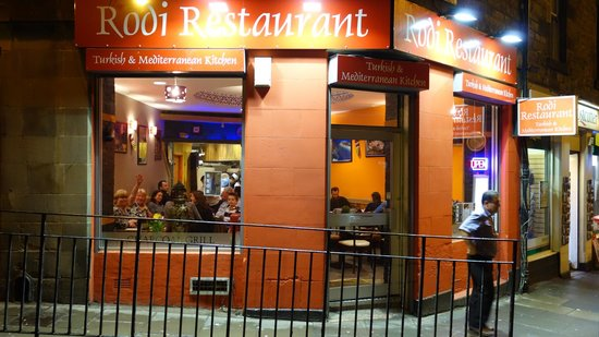 Rodi Restaurant: Front of House