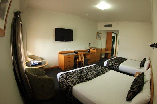 Darwin Central Hotel: Standardzimmer