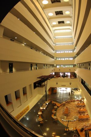 Darwin Central Hotel: Innenansicht des Hotels