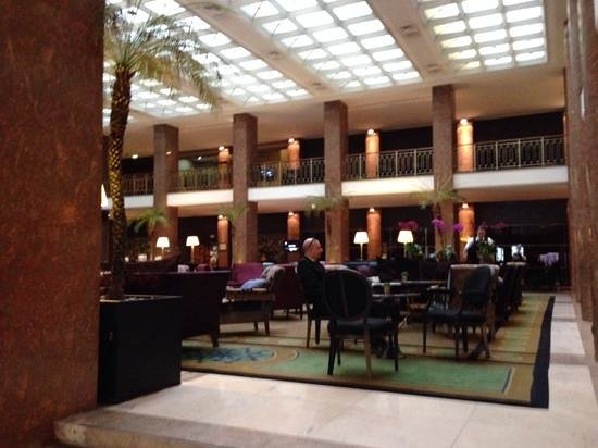 Tivoli Avenida Liberdade Lisboa: lobby