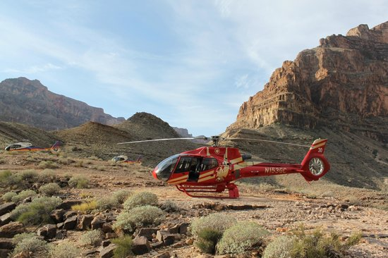 Colorado River  Picture Of Grand Canyon Helicopters  Las Vegas Las Vegas