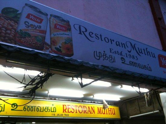 Restoran Muthu
