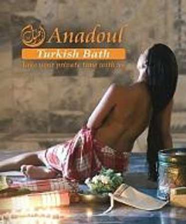 Grand Anadoul Turkish Bath new