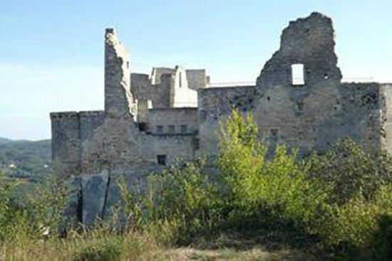 Château de Lacoste : le château
