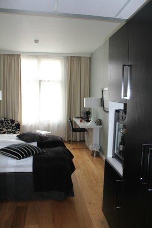 Thon Hotel Bristol Bergen : Двухместный номер