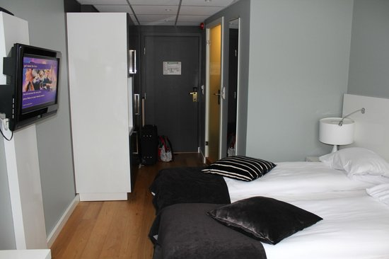 Thon Hotel Bristol Bergen: Двухместный номер