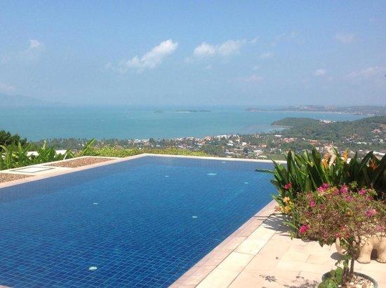 Baan Sawan Villa: View