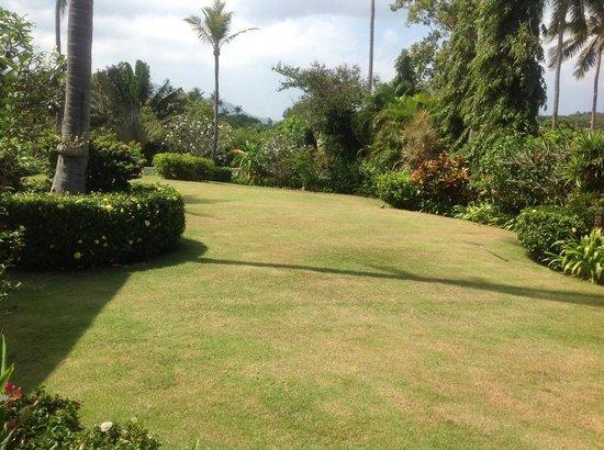 Baan Sawan Villa: Garden