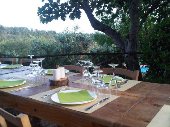 Ristorante San Vito: dalla tavola alla piscina
