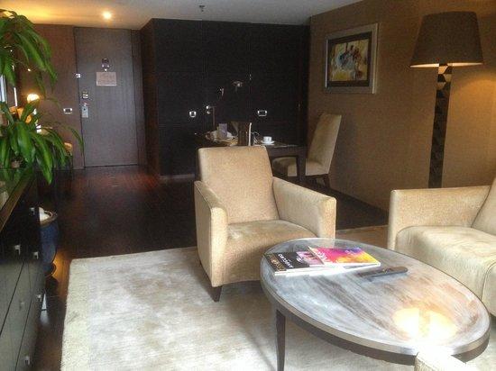 Sheraton Lisboa Hotel & Spa: Executive suite