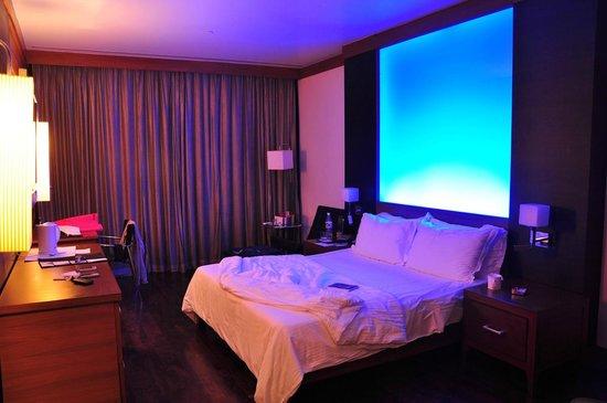 Le Meridien New Delhi: Nice and modern room.