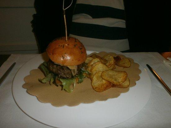 Cucina & vista : hamburger artisanal