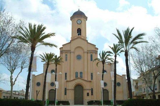 El Vinagrero: Iglesia nuestra Sra. del Rosario - La Union
