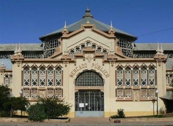 El Vinagrero: Mercado municipal