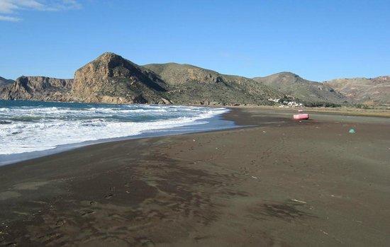 El Vinagrero: Playa de Portman - La Union